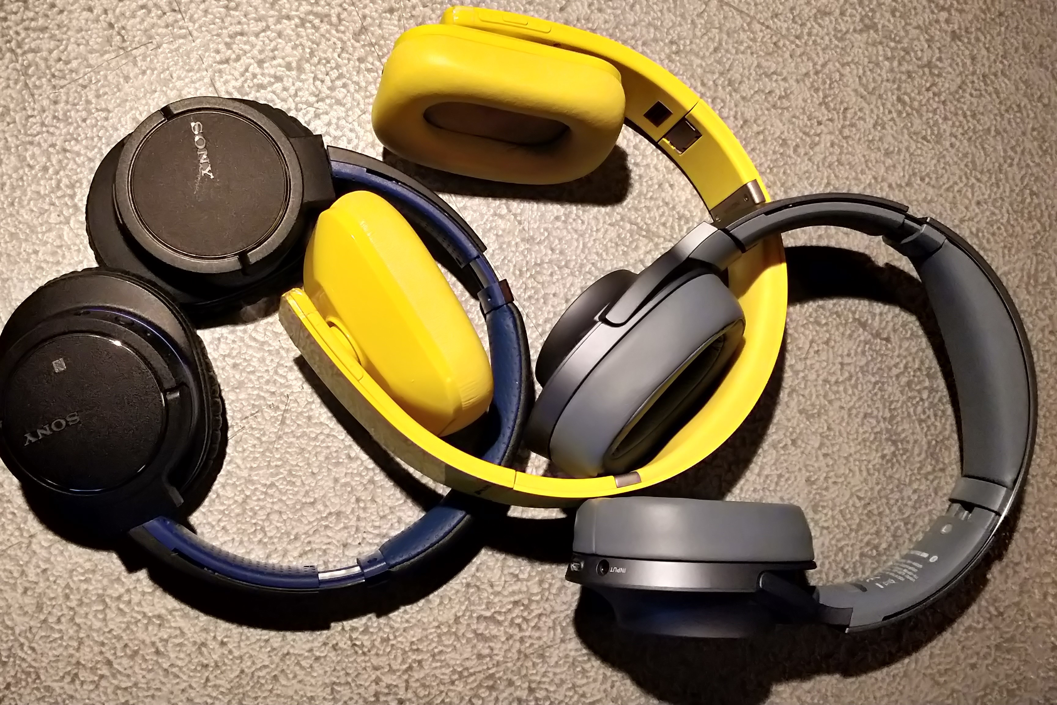 Headphones review: Sony h ear WH-H900n compared to the MDR-ZX770 and