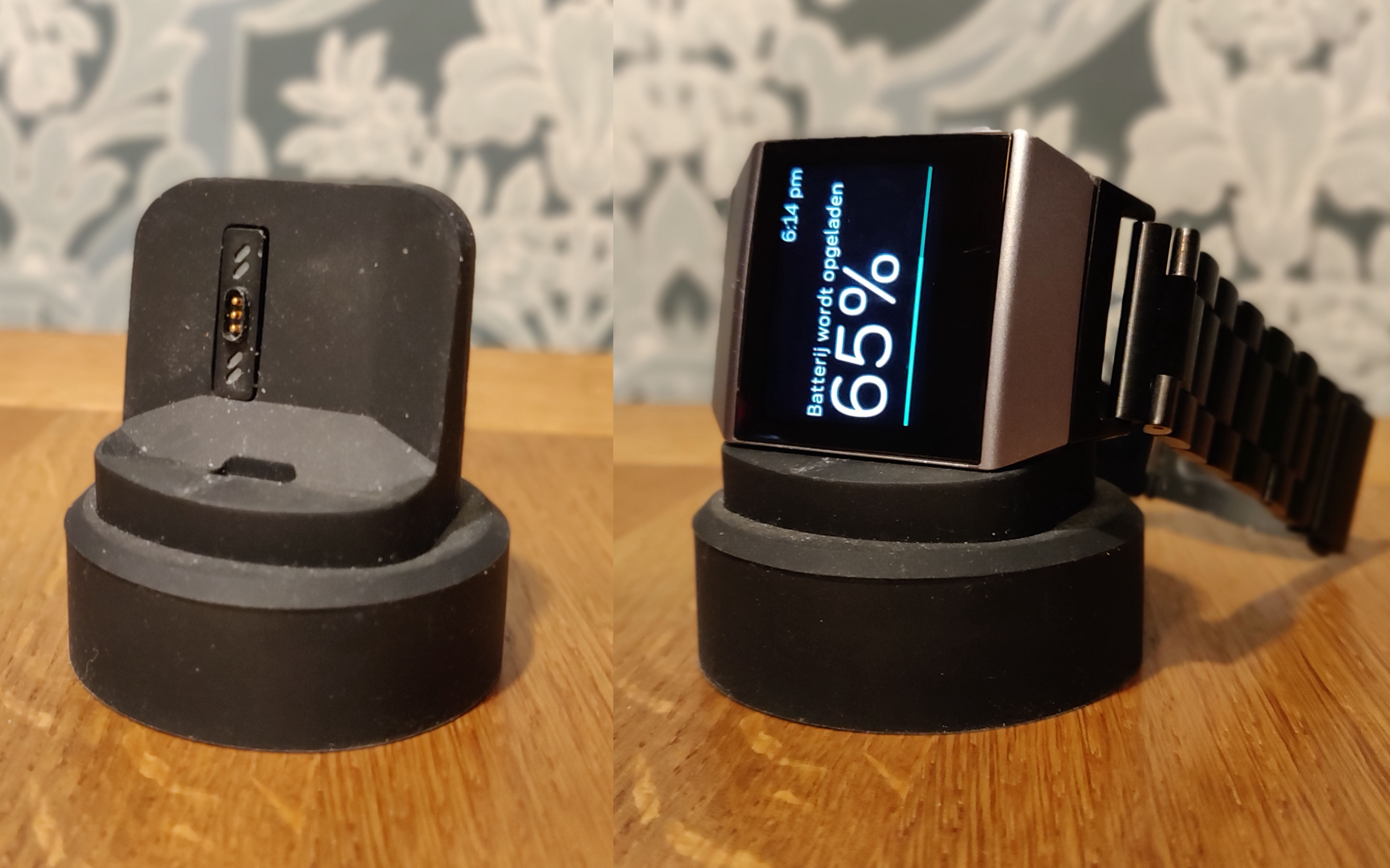 Me and my Fitbit Ionic after one year - a short review - Ms-Bits