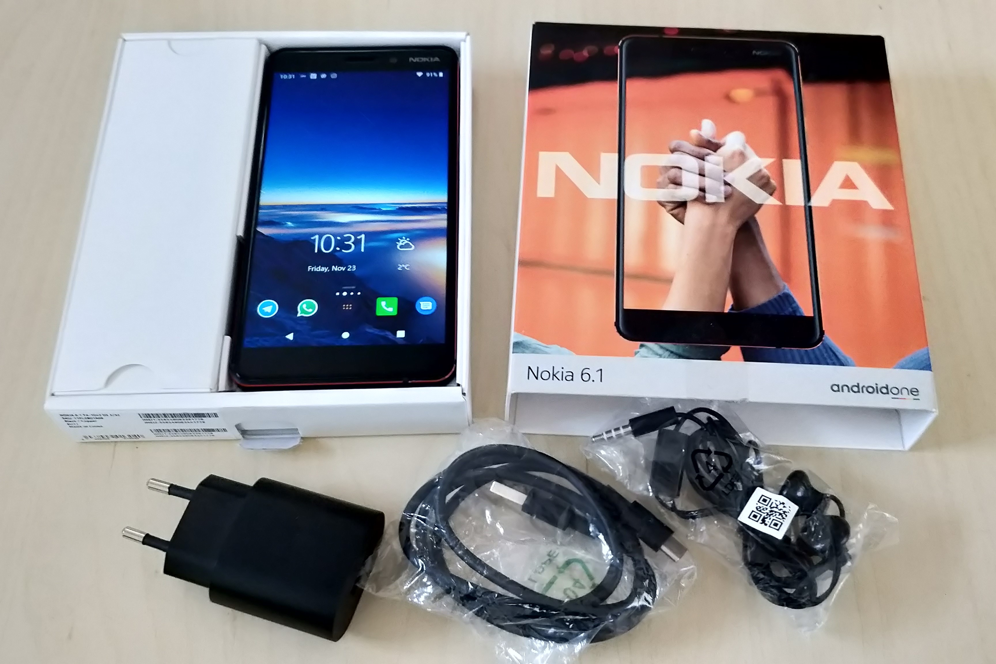 Short review of the Nokia 6 1 - Ms-Bits